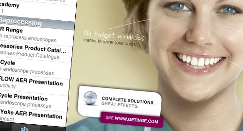 Getinge Complete Solutions lanserad